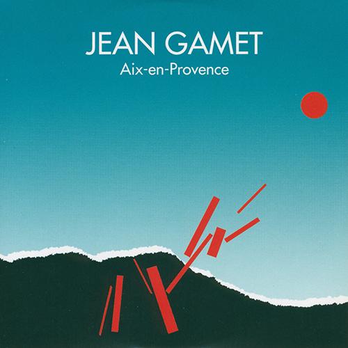 jean gamet - aix-en-provence