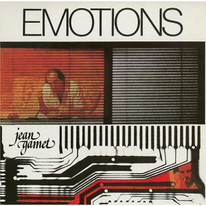 jean gamet - emotions
