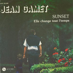 jean gamet - sunset
